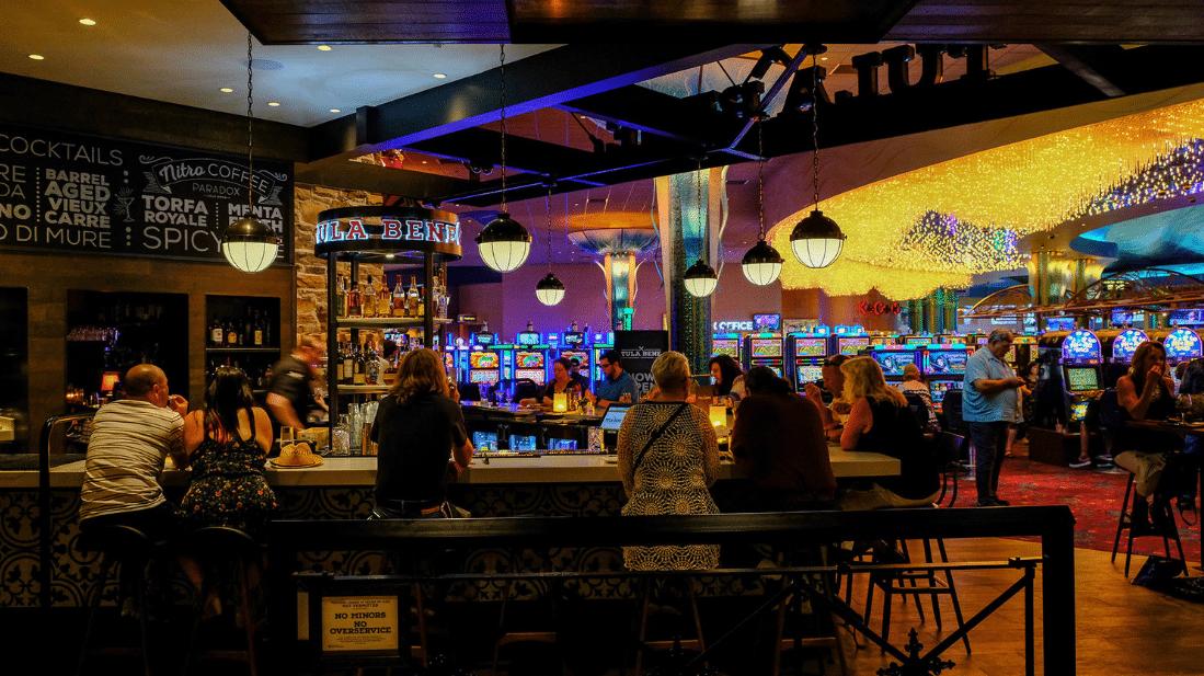 Gambling at the Tulalip Casino