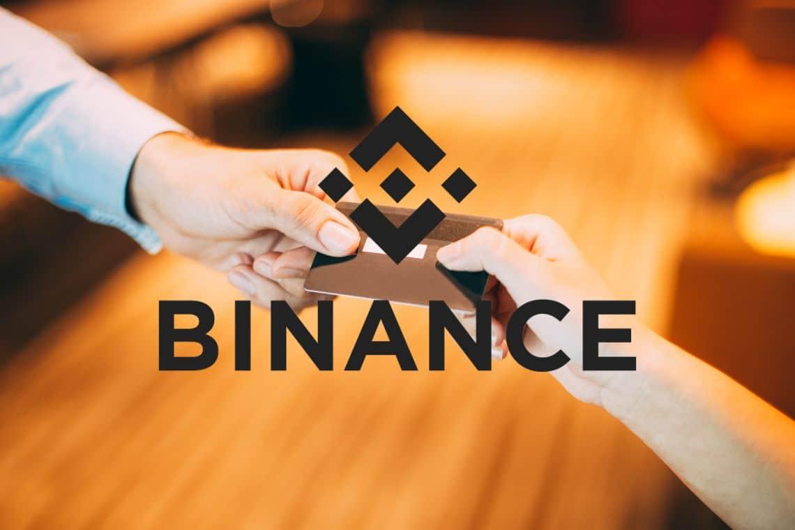 Binance Debit Card Grants